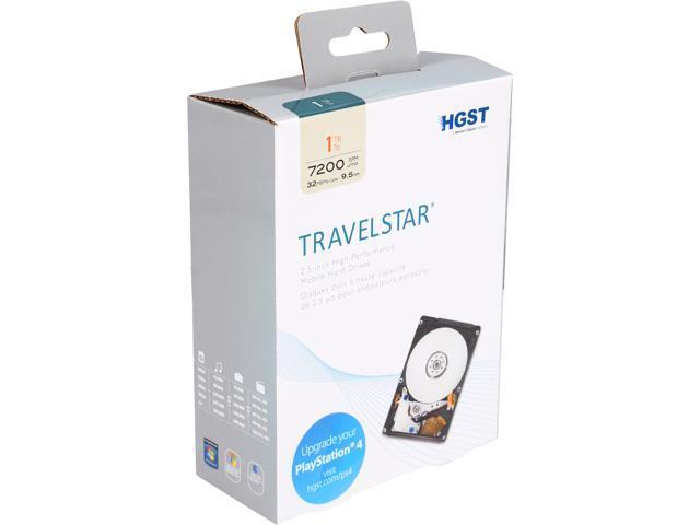 HGST Travelstar H2IK10003272SN (0S03563) 1TB 7200 RPM 32MB Cache SATA  6 0Gb/s 2 5