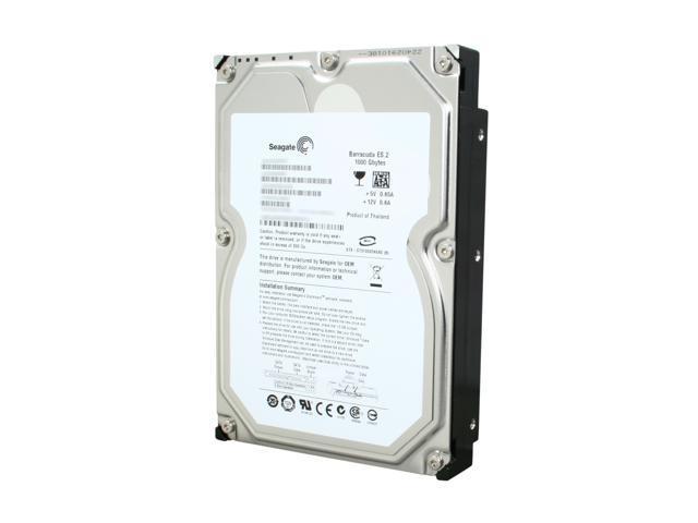 """Dell Barracuda ES.2 750GB Internal 7200RPM 3.5/"""" ST3750330NS HDD ////system"""