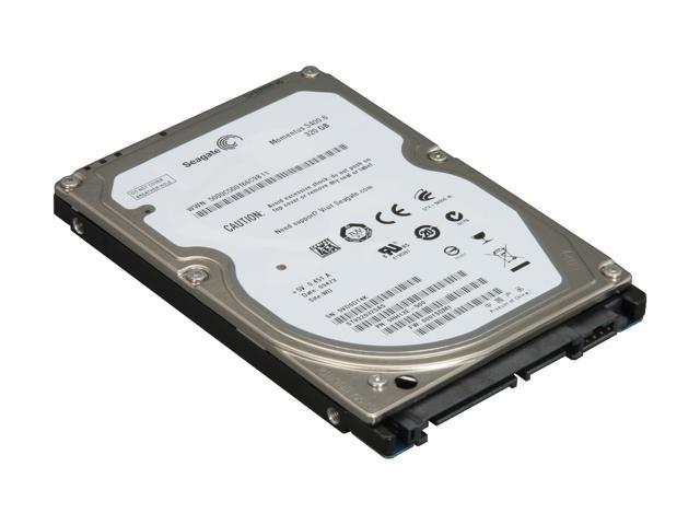 """Seagate 80GB 5400RPM 8MB 2.5/"""" SATA2 Hard Drive for HP Acer Laptop"""