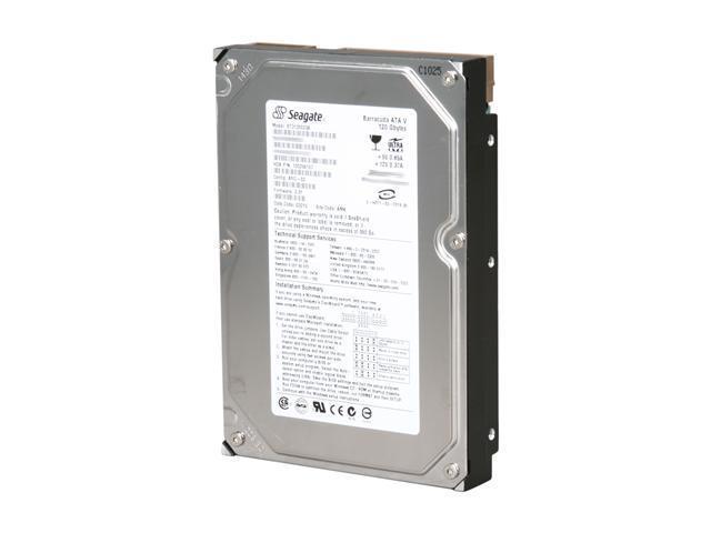 "Seagate Barracuda 250GB,Internal,7200 RPM,3.5/"" ST3250820AV IDE PATA Hard Drive"
