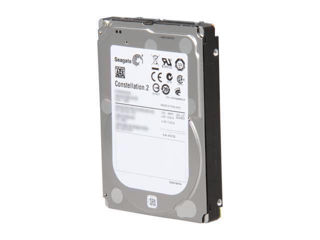 Seagate Constellation 2 ST9500620NS 500GB 7200 RPM 64MB Cache SATA 6 0Gb/s  2 5