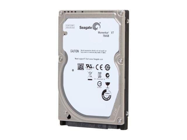 Seagate Momentus XT ST750LX003 750GB 7200 RPM 32MB Cache SATA 6 0Gb/s 2 5