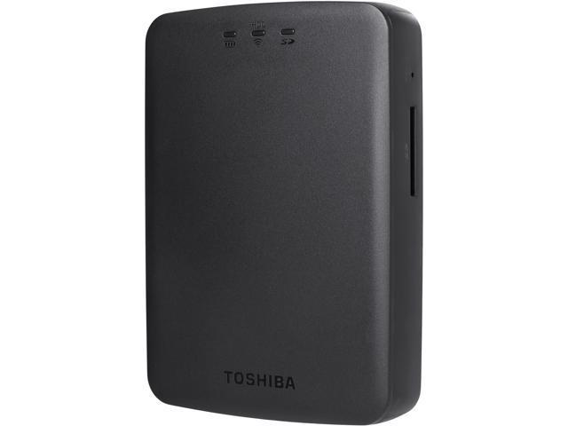 how to back up laptop onto toshiba canvio hard drive