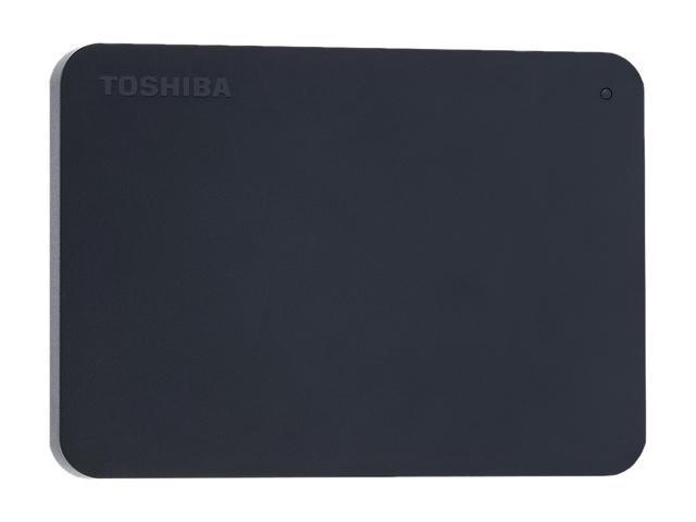 Toshiba Canvio Basics 2TB Portable External Hard Drive USB 3.0 HDTB420XK3AA New