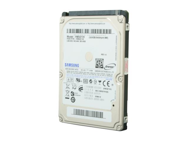 "Laptop Hard Drive Samsung  HM251HI SpinPoint M7E 250GB 2.5/"" SATA II 3.0Gb//s"