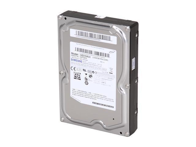 """Samsung HD154UI//CEC 1.5TB 5400RPM 3Gb//s 3.5/"""" SATA Hard Drive"""