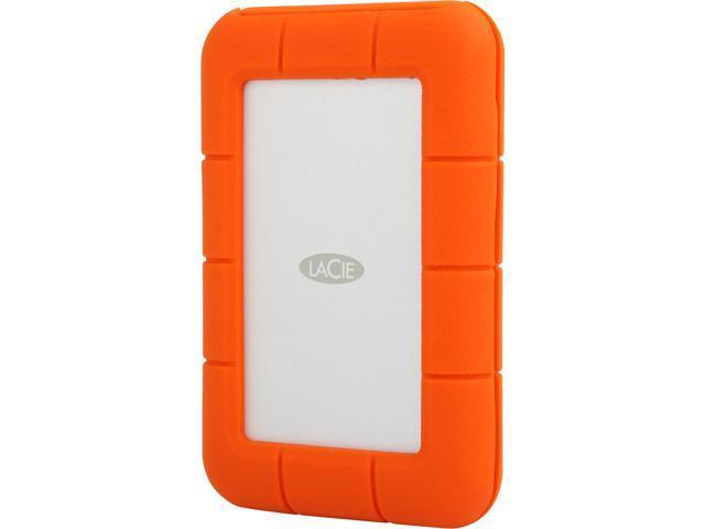 Lacie Rugged Thunderbolt Usb C 2tb Portable Hard Drive Stfs2000800