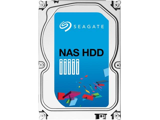 Seagate NAS HDD ST4000VN000 4TB 64MB Cache SATA 6 0Gb/s 3 5