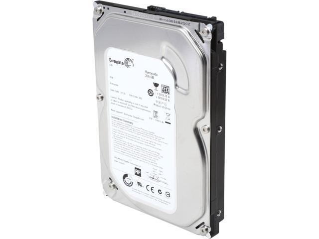 ST250DM000 HDD Seagate Barracuda 250GB Internal 7200RPM 3.5/""