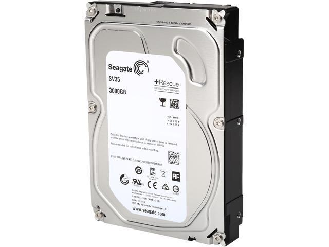 Seagate 3TB Data Recovery - Five Star Data Recovery