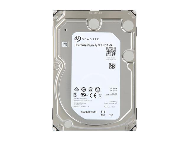 """6TB SEAGATE 7.2K 3.5/"""" 12GB//s SAS 3 HARD DRIVE 128MB ST6000NM0014 4Kn NOT FOR PC"""