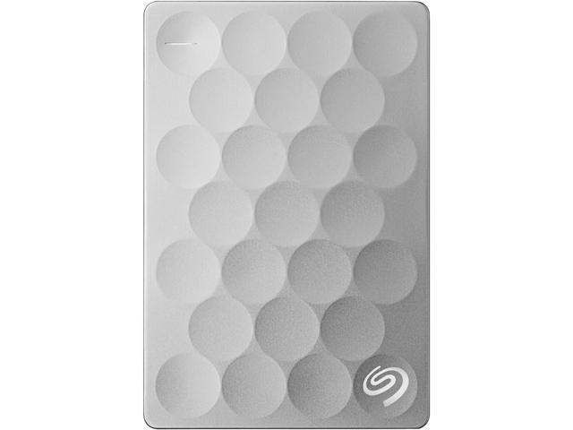 Seagate Backup Plus Ultra Slim 2TB USB 3.0 Portable External Drive STEH2000100