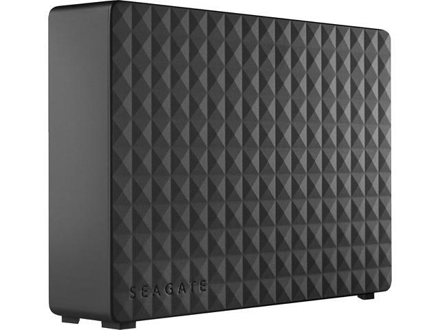 "Seagate Expansion 8TB USB 3.0 3.5"" Desktop External Hard Drive STEB8000100 Black"