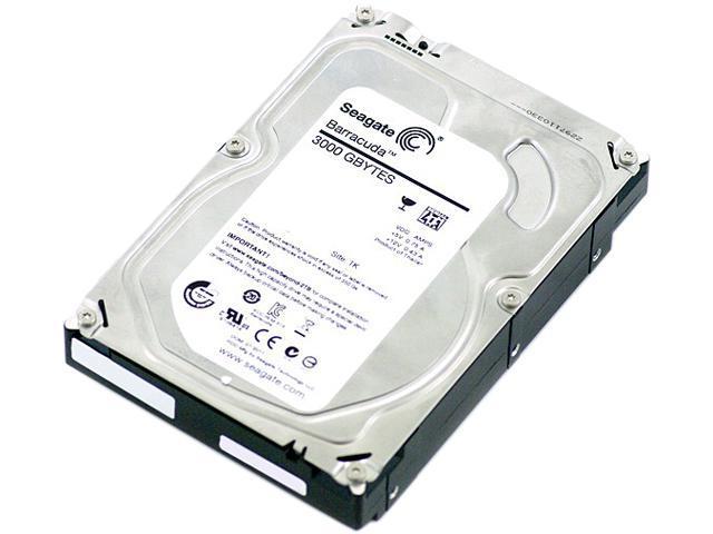 Seagate ST3000DM001 Barracuda 3000 GB Internal