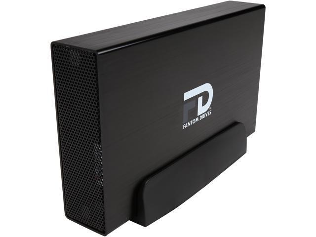 Fantom Drives G-Force3 8TB USB 3 0 Aluminum Desktop External Hard Drive  GF3B8000U Black - Newegg com