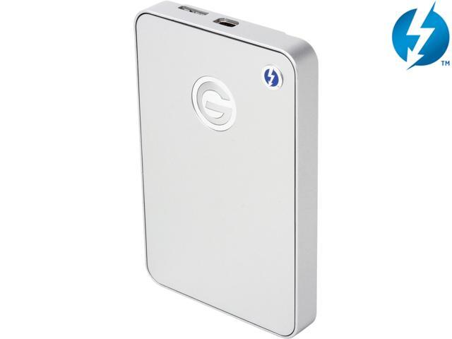 7200 RPM G-Technology Mobil Thunderbolt and USB 3.0 Drive  G-DRIVE 1Tb