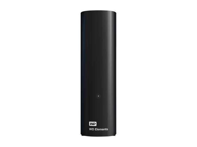 WD Elements 6TB USB 3 0 Desktop Hard Drive Black - Newegg com