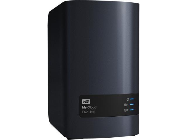 WD 20TB My Cloud EX2 Ultra Network Attached Storage - WDBVBZ0200JCH-NESN -  Newegg com