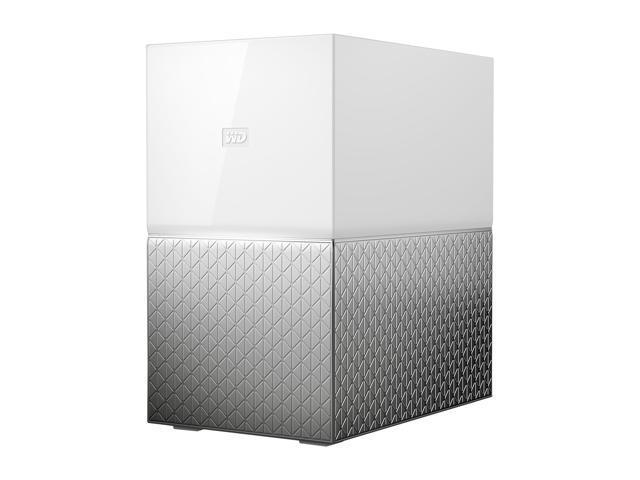 Western Digital 4TB WD My Cloud Home DUO Personal Cloud Storage WDBMUT0040JWT