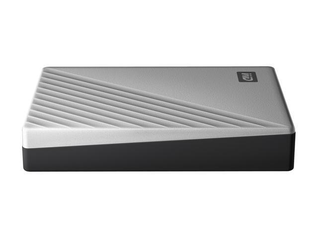 WD 4TB My Passport Ultra Portable Hard Drive USB 3 0 Model  WDBFTM0040BSL-WESN Silver - Newegg com
