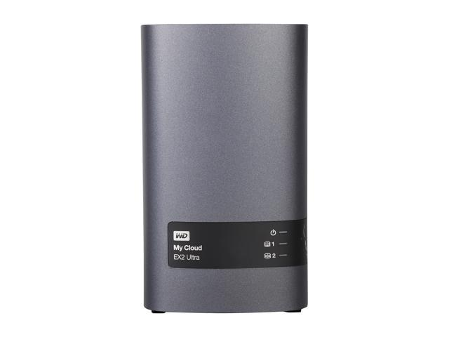 WD 8TB My Cloud EX2 Ultra Network Attached Storage