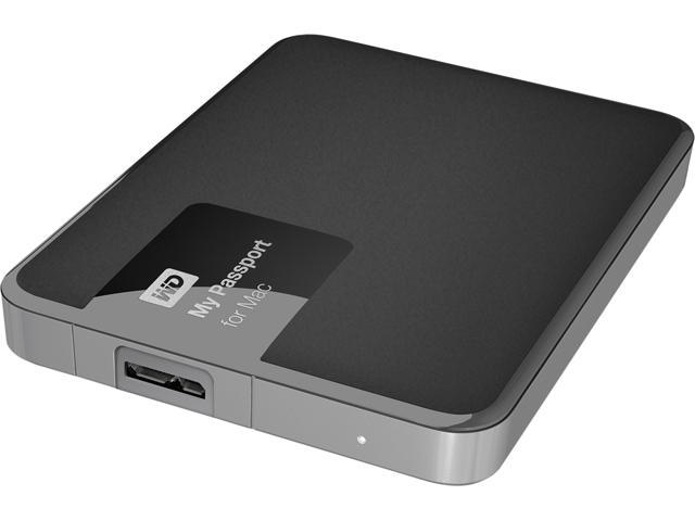 WD My Passport for Mac 4TB USB 3 0 Mac - Storage Model WDBCGL0040BSL-NESN -  Newegg com