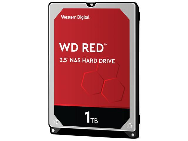 WD Red 1TB NAS Hard Disk Drive - 5400 RPM Class SATA 6Gb/s 16MB
