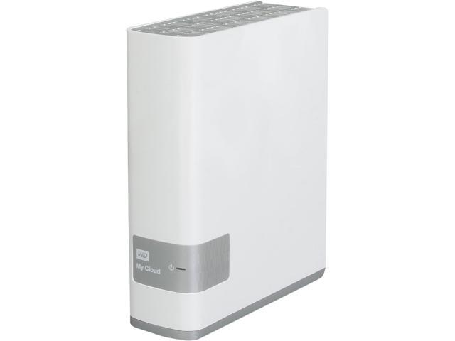 WD 3TB My Cloud Personal Network Attached Storage - NAS -  WDBCTL0030HWT-NESN - Newegg com