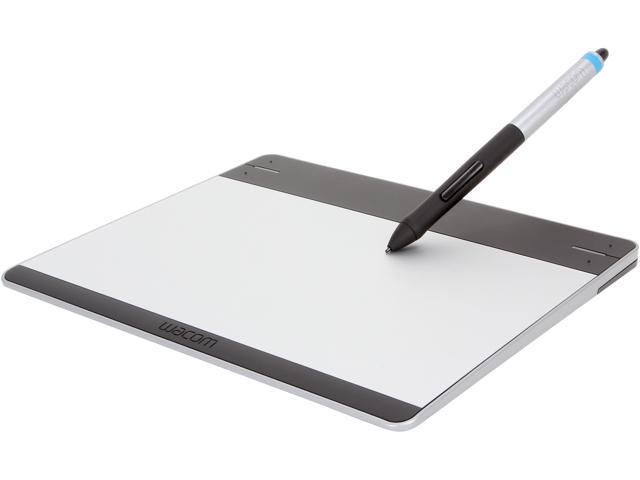 Wacom Intuos CTH480 USB Pen and Touch Small - Newegg com