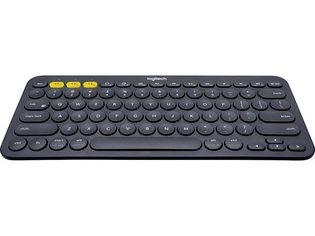 Logitech K380 920-007558 Black Bluetooth Wireless Multi-Device Keyboard -  Newegg ca