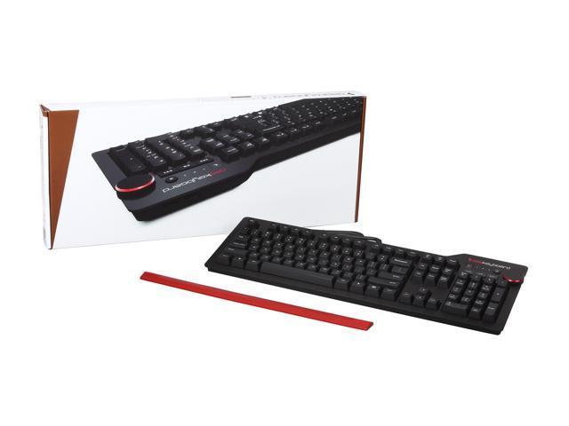 Das Keyboard 4 Professional Mac Cherry MX Brown Soft Clicky US Layout