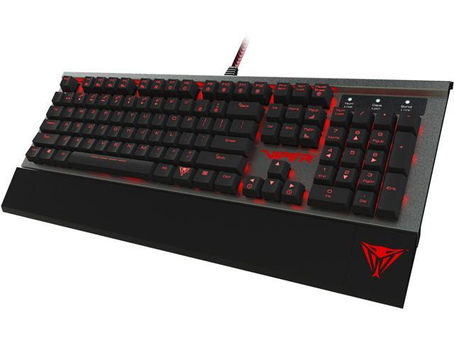 Patriot Viper V730 Mechanical Gaming Keyboard with RED Backlight Kaihl  Brown Switches - Newegg com