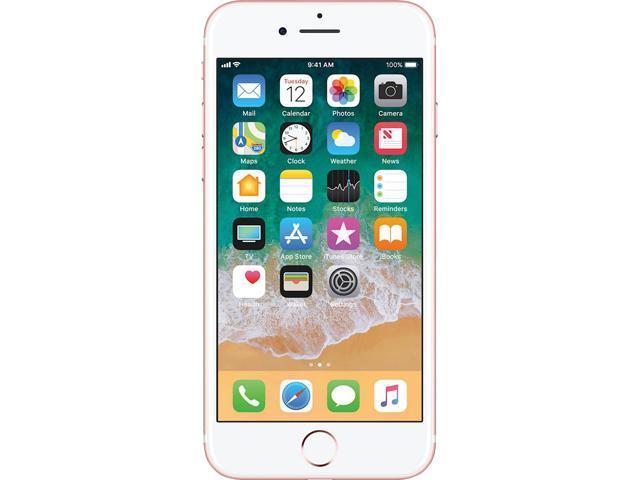 Apple iPhone 7 32GB Unlocked Rose Gold - A Grade