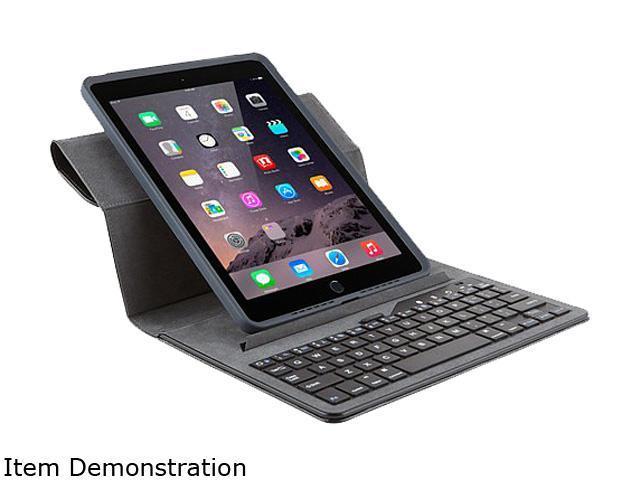 buy popular be186 8fd58 Otterbox Agility Bundle Portfolio with Keyboard - Black Bulk Leather for  iPad Air - Newegg.com