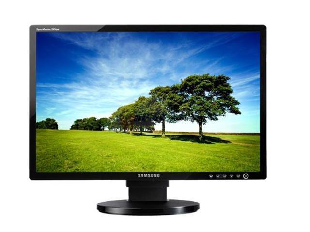 NEW Samsung 2253BW LCD AC Power Cord Cable Plug Black