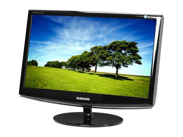SAMSUNG 2233 MONITOR DRIVER FOR WINDOWS