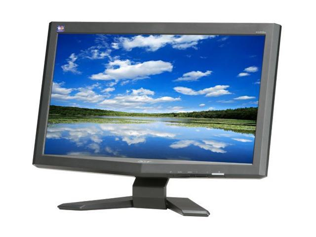 ACER LCD MONITOR X183H DRIVER FOR WINDOWS 7
