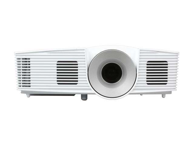 Acer H5380BD 720p HD Ready, 3000 Lumens, HDMI/MHL Port, 2W Speaker, 3D  Ready, DLP Home Theater Projector - Newegg com