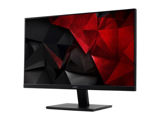 "Acer V277U bmiipx 27"" Quad HD 2560 x 1440 2K 4ms (GTG) 75Hz 2xHDMI DisplayPort AMD FreeSync Built-in Speakers Backlit LED IPS Gaming Monitor"