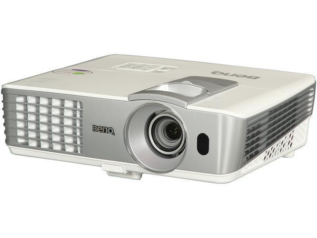 385f60d974c BenQ W1070 1920x1080 FHD 2000 ANSI Lumens, 16:9 Aspect Ratio, Dual HDMI  Input, Smart Eco Tech, Built In 10W Speakers, Home Entertainment 3D Ready  DLP ...