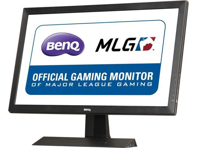 BenQ Gaming Monitor RL2455HM Black-Red 24