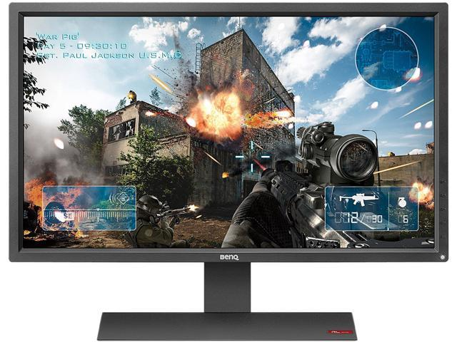 "BenQ ZOWIE RL2755 27"" Full HD 1920x1080 75Hz 1ms VGA DVI 2xHDMI Built-in Speakers e-Sports Gaming Monitor Gaming ..."