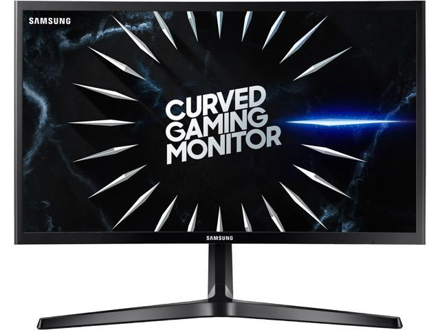 Samsung C24RG50 24″ Full HD Curved Gaming Monitor