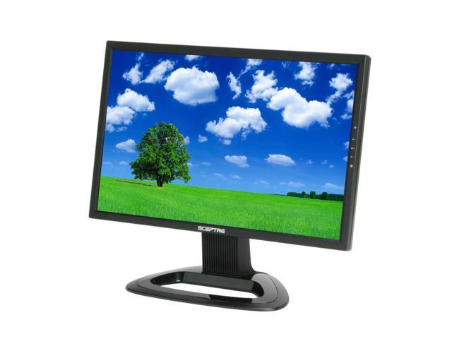 SCEPTRE X22WG-1080P Black 22
