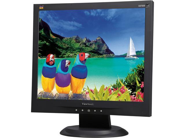 Refurbished Viewsonic Value Series Va703b Am 17 Sxga 1280 X 1024 8 Ms D Sub Lcd Monitor Newegg Com