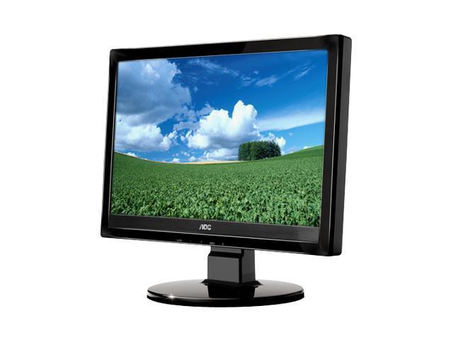 AOC LCD 1619SW DRIVER PC
