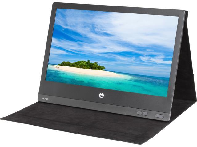 "16:9-12 ms HP Business U160 15.6/"" LED LCD Monitor"