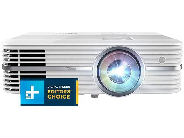 Optoma UHD50 4K UHD 3840 x 2160 @ 60Hz with XPR Technology DLP 4K UHD Home  Theater Projector 2,400 ANSI lumens Up to 500,000:1 with Dynamic Black