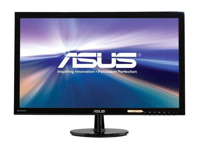 "GTG ASUS VS278Q-P Black 27/"" 1ms Widescreen LCD//LED Monitor 300 cd//m2 DCR 80,0"