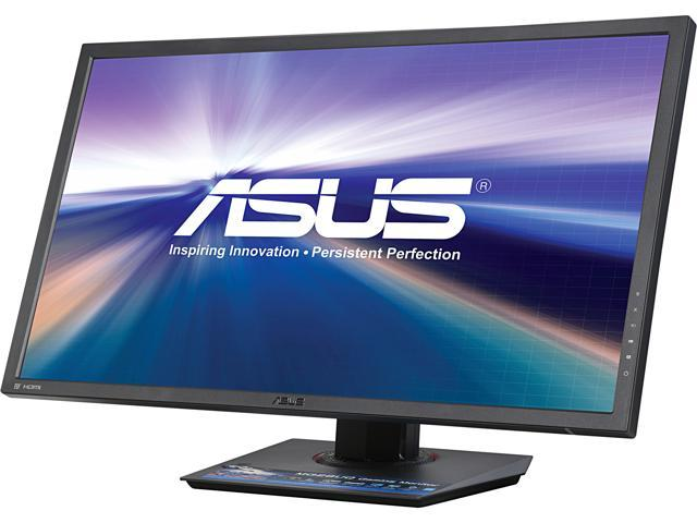 "ASUS MG28UQ Black 28"" 1ms (GTG) 3840 x 2160 4K UHD Adaptive-Sync (FreeSync) Gaming Monitor, w/ Asus Exclusive GamePlus and Flicker Free Technology, Pivot & Height Adjustment, Built-in Speakers"
